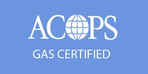 ACOPS Gas Certified Company - AJW Leisure Conversions