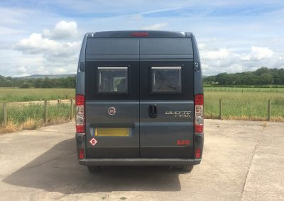 Fiat Ducato Campervan Conversion - AJW Leisure Conversions - Preston, Lancashire