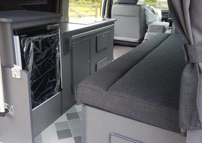 Mazda Bongo Camper Conversion - AJW Leisure Conversions - Preston, Lancashire