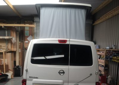 Nissan NV200 Campervan Conversion - AJW Leisure Conversions - Preston, Lancashire