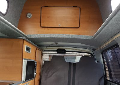 Toyota Hiace Campervan Conversion - AJW Leisure Conversions - Preston, Lancashire