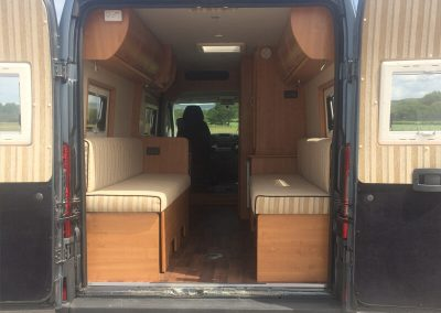 Fiat Ducato Campervan Conversion - AW Leisure Conversions - Preston, Lancashire