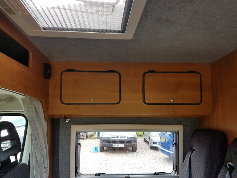 Fiat Ducato Lwb Camper Conversion Surf Board Carrier