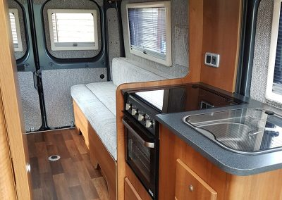 Fiat Ducato LWB Van Conversion - AW Leisure Conversions - Preston, Lancashire