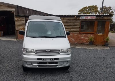 Mazda Bongo Camper Conversion - AW Leisure Conversions - Preston, Lancashire