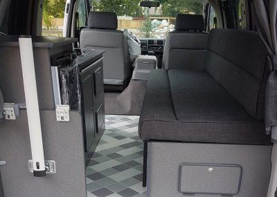Mazda Bongo Camper Conversion - AW Leisure Conversions - Preston, Lancashire