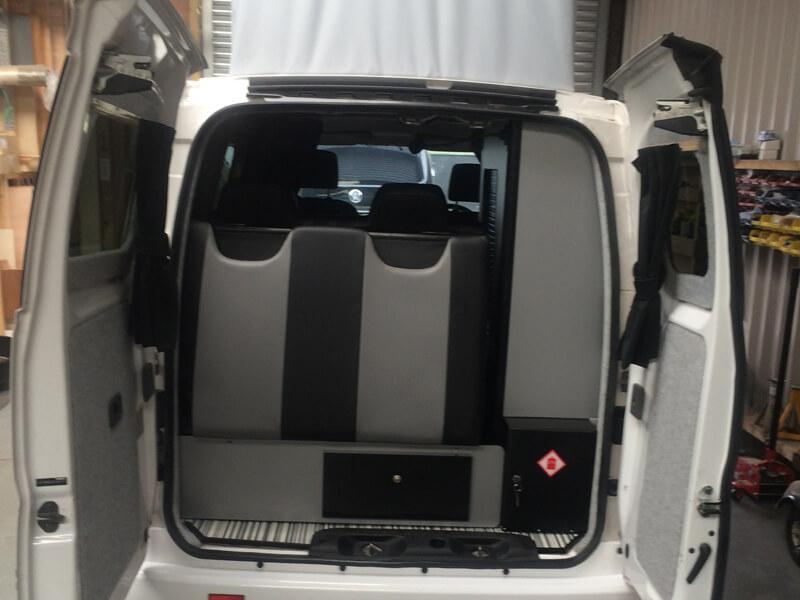 Nissan Nv200 Campervan Conversion Ajw Leisure