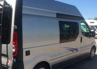 Renault Traffic Van Conversion - AW Leisure Conversions - Preston, Lancashire