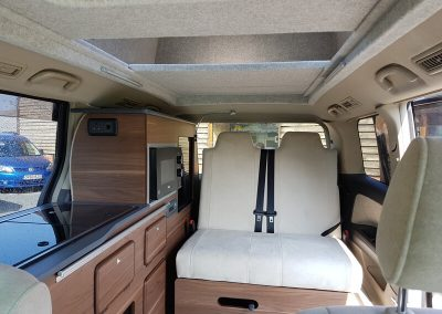 Toyota Alphard Campervan Conversion - AW Leisure Conversions - Preston, Lancashire