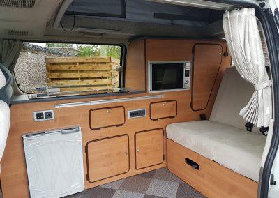 Toyota Granvia Camper Conversion - AW Leisure Conversions - Preston, Lancashire