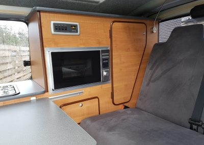Toyota Hiace Campervan Conversion - AW Leisure Conversions - Preston, Lancashire